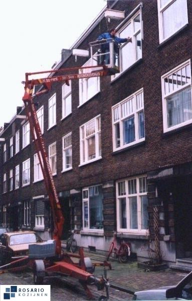 rotterdam groenixstraat